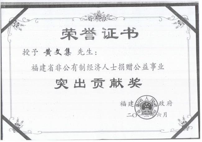 2013突出贡献奖